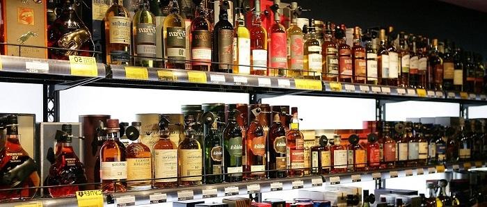 учет алкоголя в России