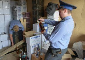 Методы борьбы с незаконным производством и оборотом алкогольной продукции