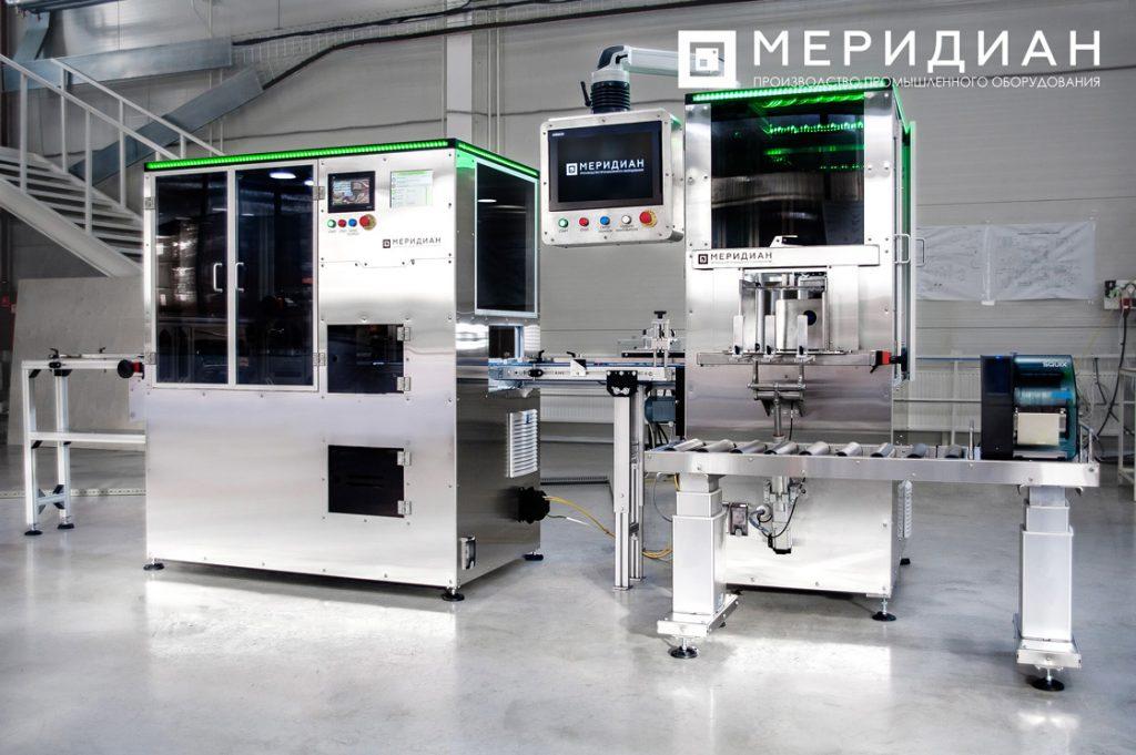 Маркировочно-упаковочная машина «NP PHARM»