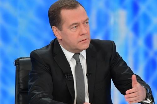 Медведев о лекарства декабрь 2018