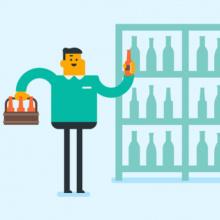 алкоголь +по акцизной марке онлайн егаис