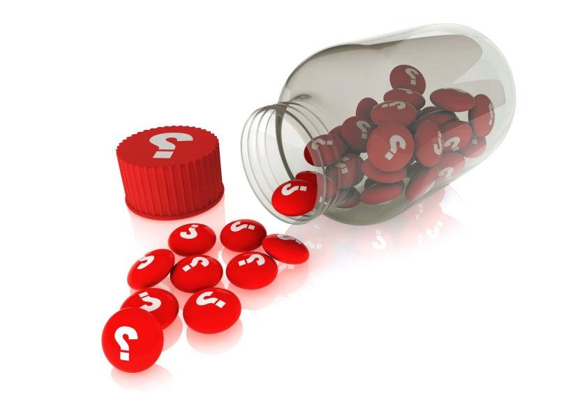 поддельные лекарства